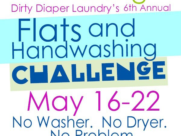 Flats and Handwashing Challenge- I'm in!
