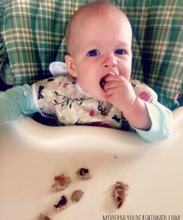 If you give your baby a pancake…